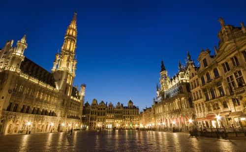Brussels Belgium Antique Rugs
