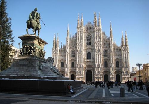 Milan Italy Antique Rugs