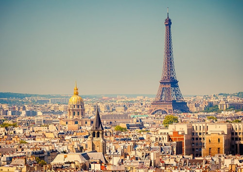 Paris France Antique Rugs