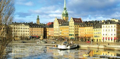 Stockholm Sweden Antique Rugs