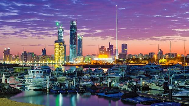 Abu Dhabi Rugs by Nazmiyal