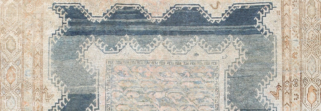 Antique Carpet by Nazmiyal