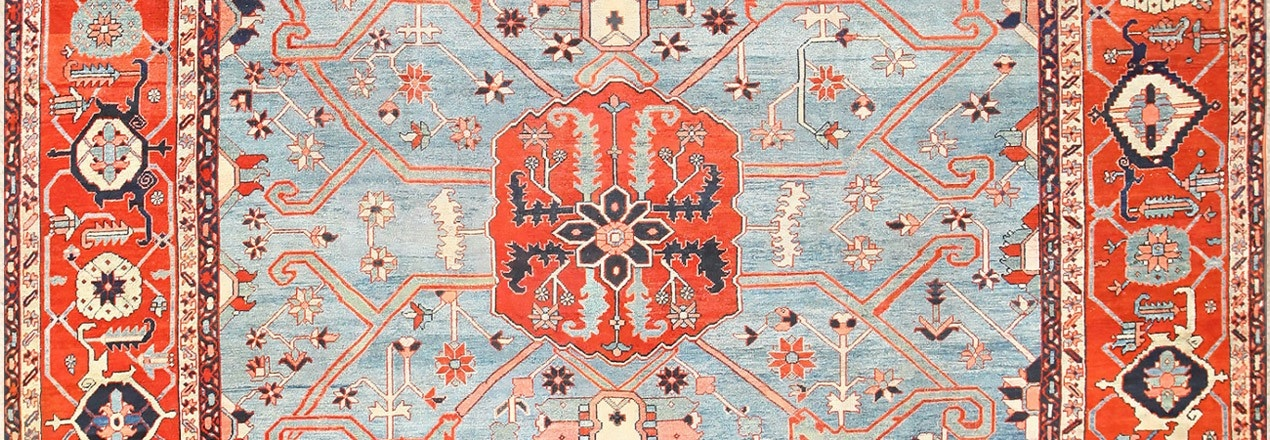 Antique Rugs Nazmiyal