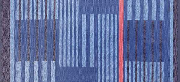 decorative scandinavian rug by nazmiyal