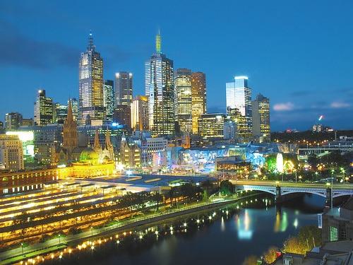 Melbourne Australia Rugs by Nazmiyal