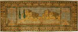Silk Bezalel from Israel 46984 Nazmiyal