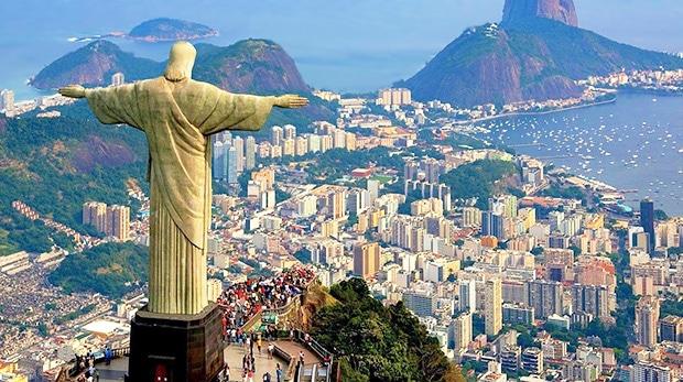 Tapetes Antigos Rio de Janeiro Brasil Nazmiyal