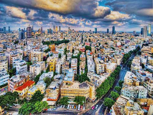 Tel Aviv Israel Rugs