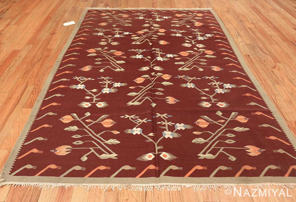 antique bessarabian kilim 47037 whole Nazmiyal