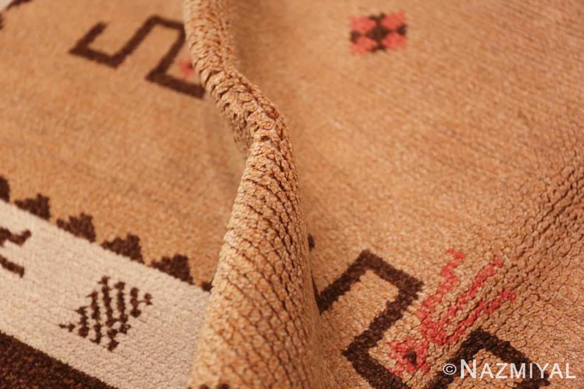 Pile Vintage Scandinavian rug 47000 by Nazmiyal