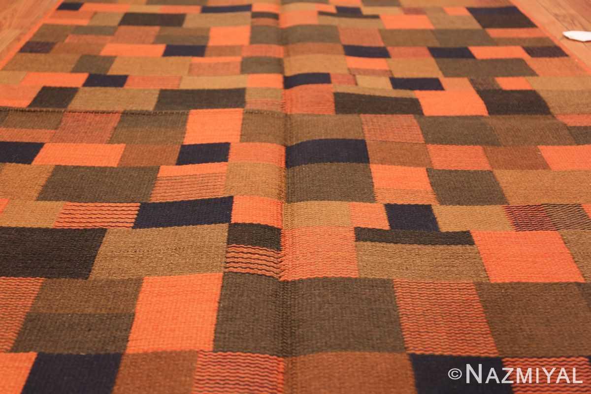 Vintage Scandinavian Rug by Ingrid Dessau 47031 Field Nazmiyal