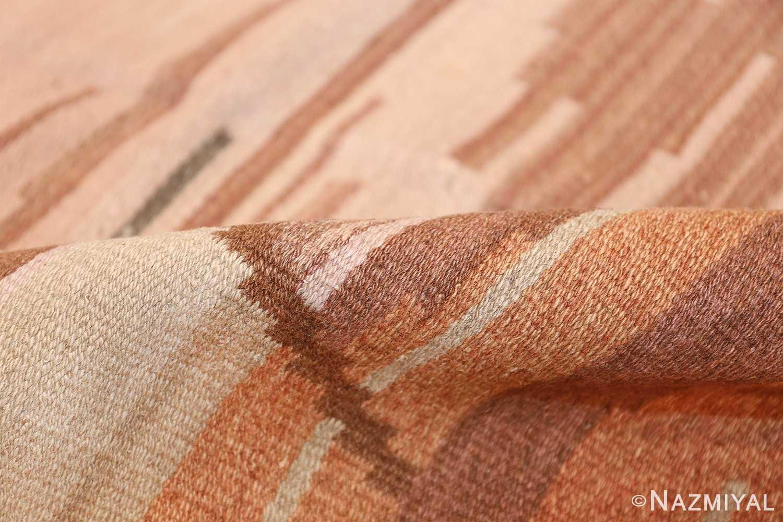 vintage swedish rug 47029 pile Nazmiyal