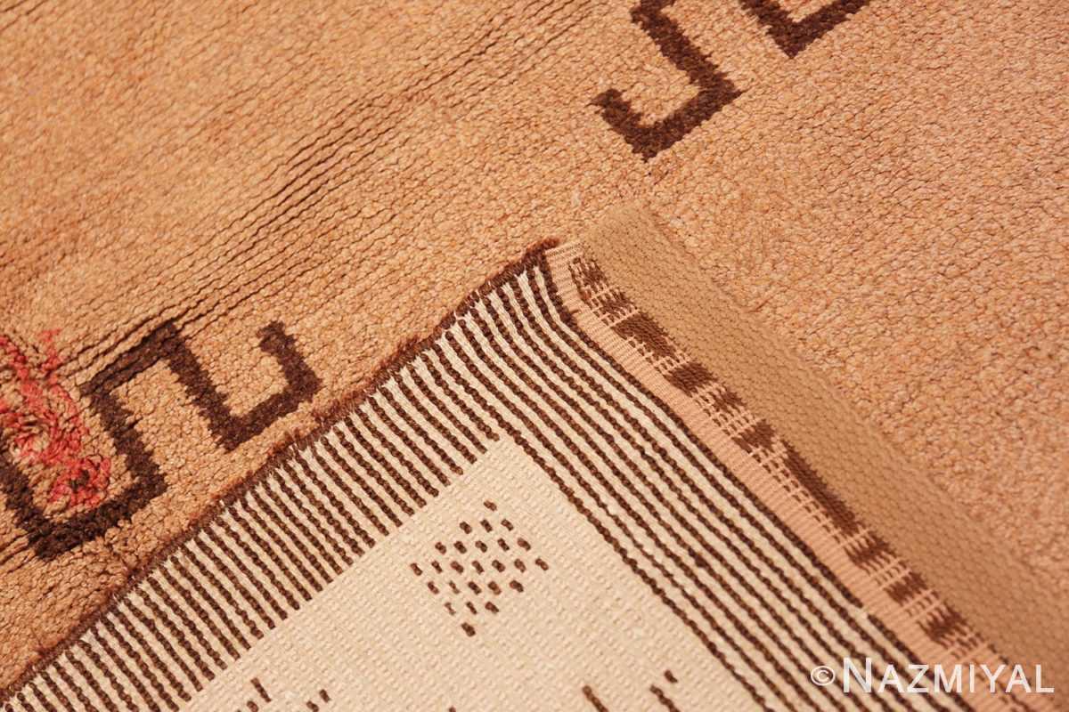 Weave Vintage Scandinavian rug 47000 by Nazmiyal