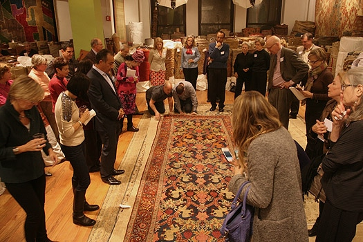 Collecting Antique Rugs