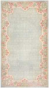French Art Nouveau Rug 47075 Large Image