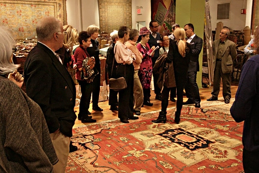 Learn About Antique Carpets Nazmiyal