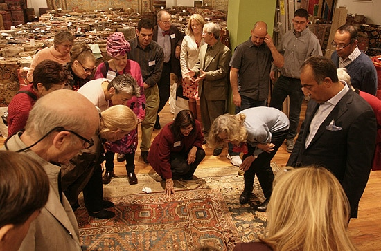Learning About Antique Rugs And Carpets
