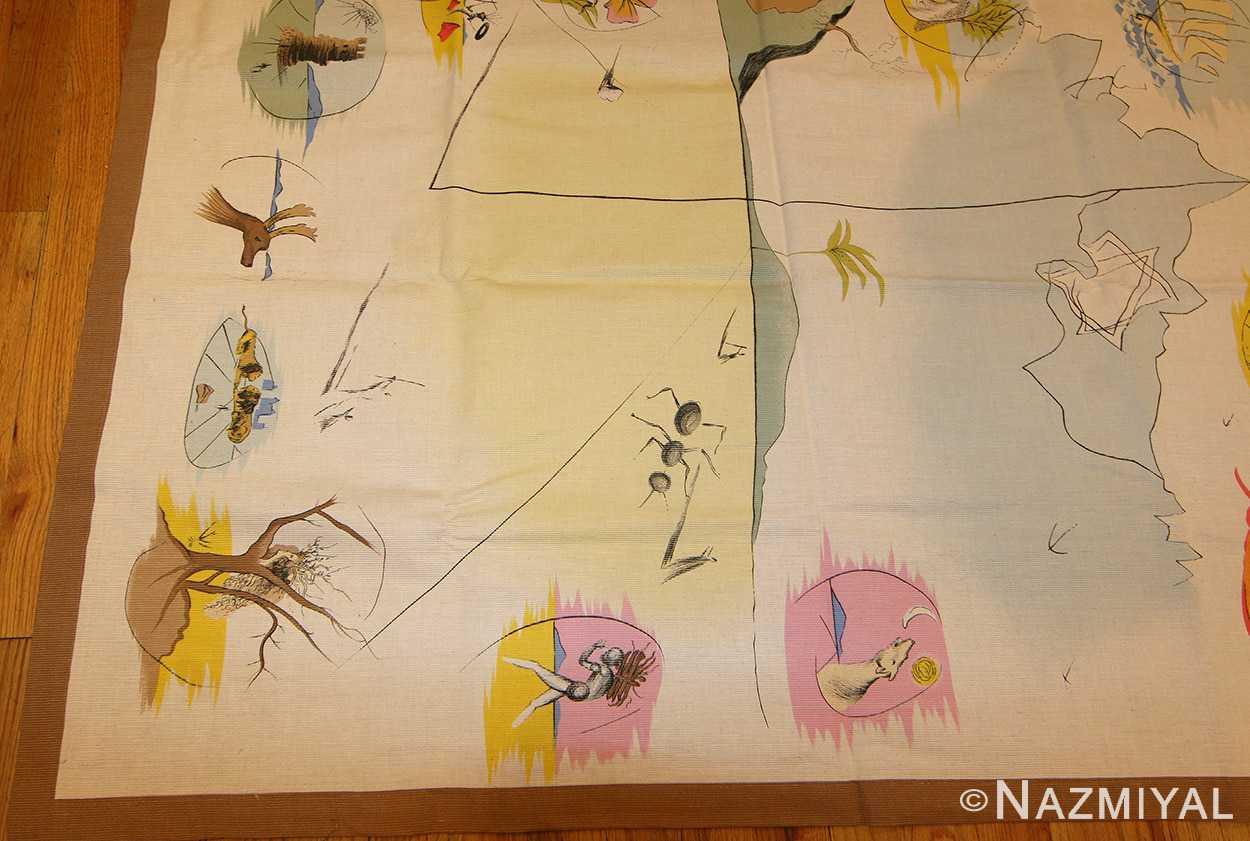 12 tribes of israel symbols salvador dali tapestry 47131 border Nazmiyal