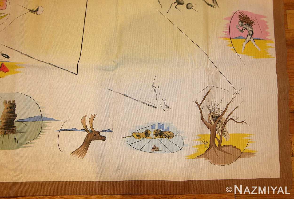 12 tribes of israel symbols salvador dali tapestry 47131 deer Nazmiyal