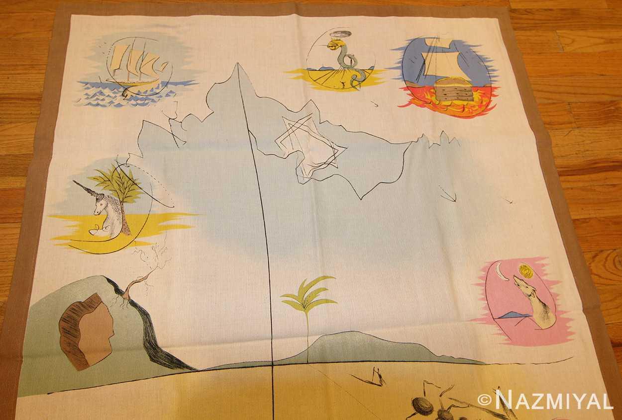 12 tribes of israel symbols salvador dali tapestry 47131 field Nazmiyal