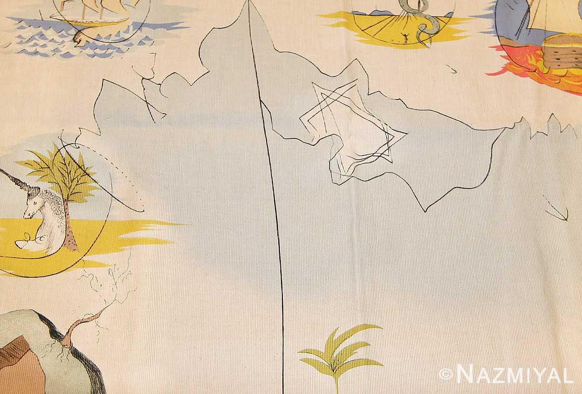 12 tribes of israel symbols salvador dali tapestry 47131 unicorn Nazmiyal