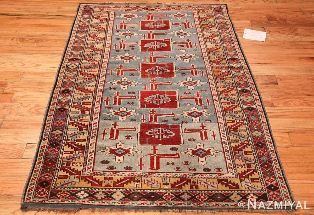 antique caucasian karakashly rug 47061 whole Nazmiyal