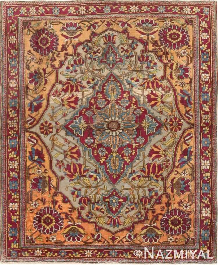 Well known Mohtashem Kashan Persian Rug 47047 | Nazmiyal NYC UL64