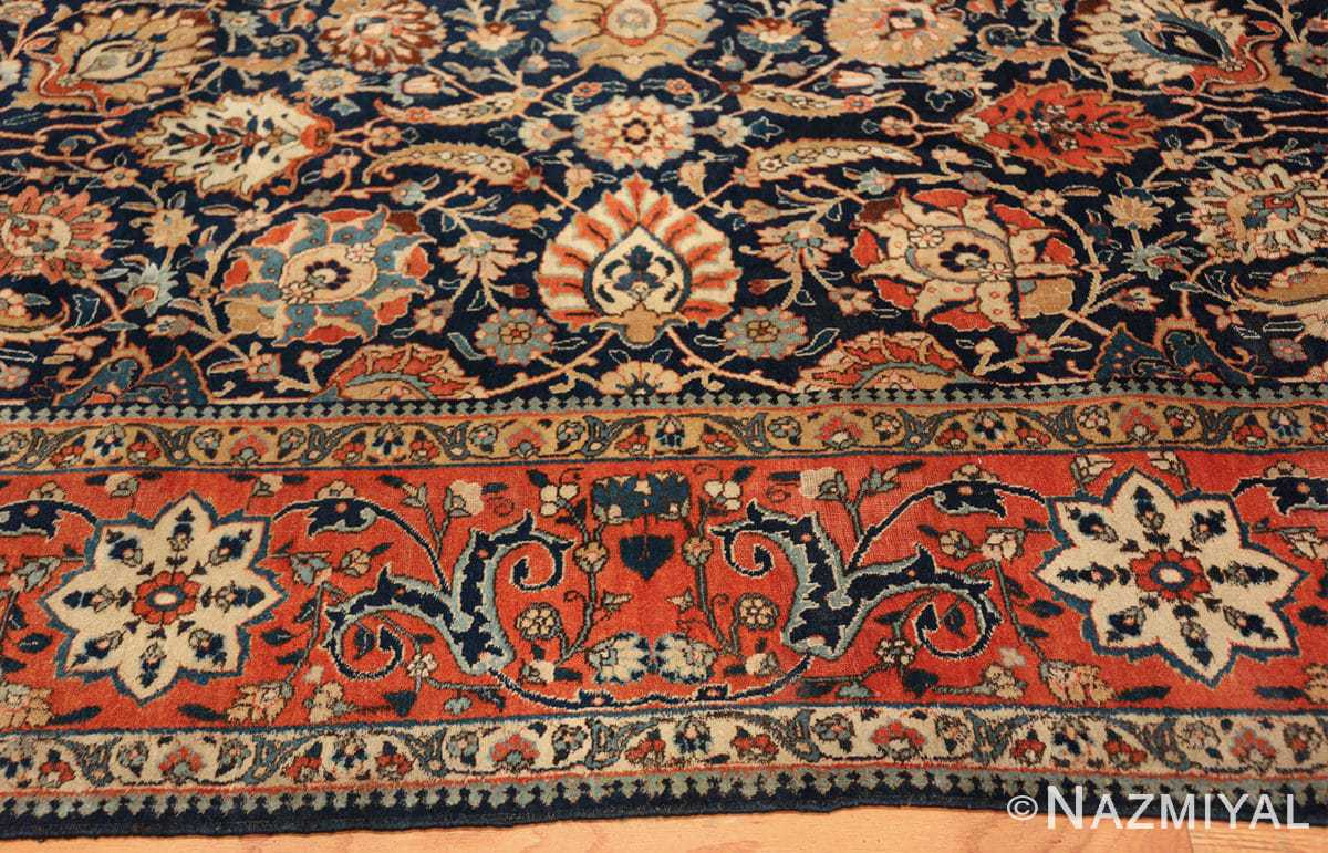 antique persian tabriz rug 47064 border Nazmiyal