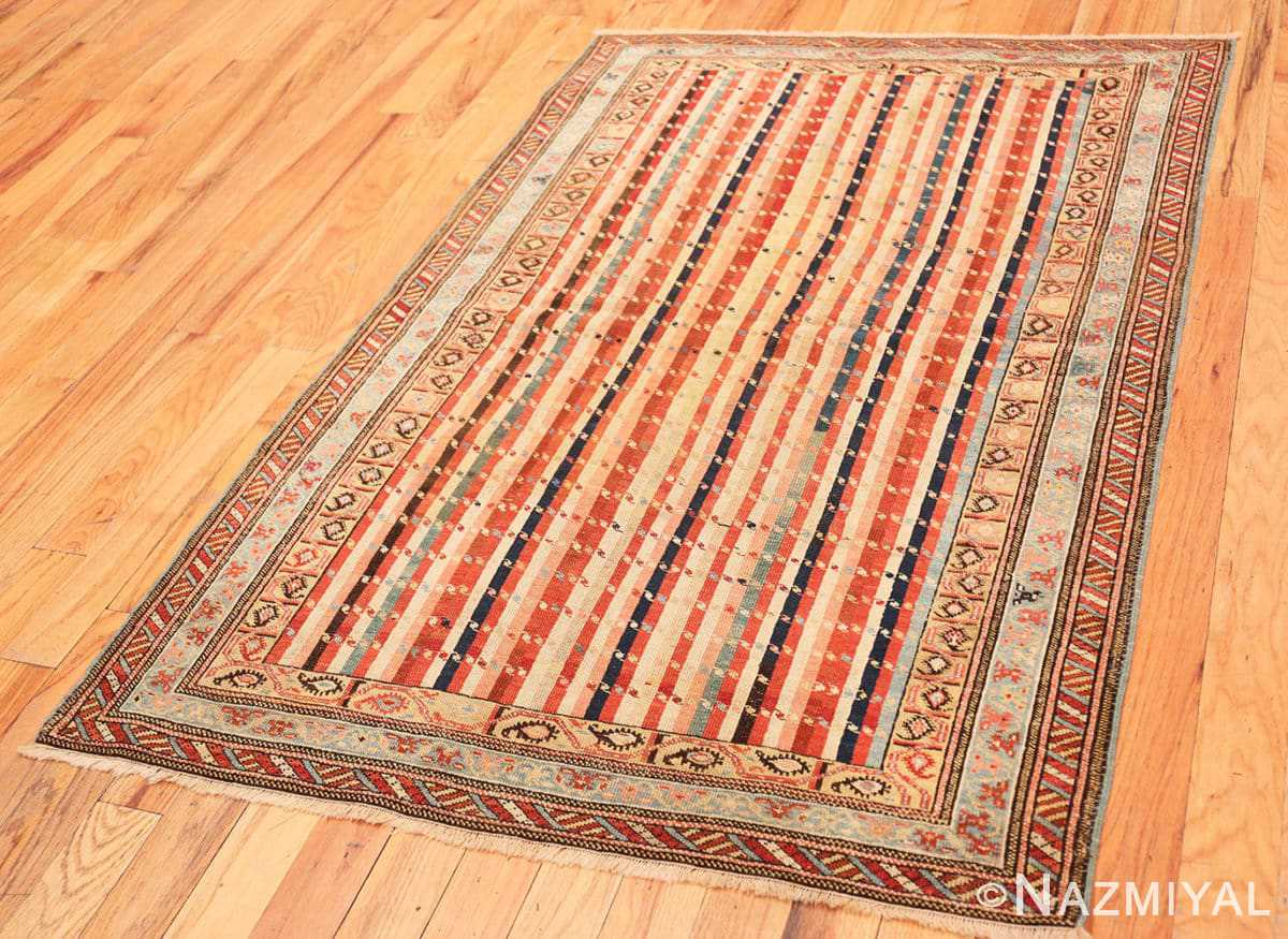 Full Antique Shirvan Caucasian rug 47056 by Nazmiyal