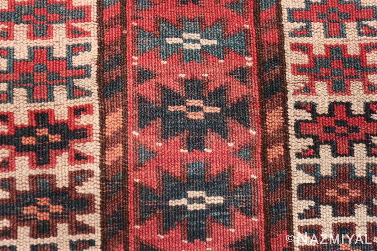 antique west turkestan yomut rug 47068 knots Nazmiyal