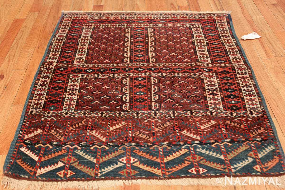 antique west turkestan yomut rug 47068 whole Nazmiyal