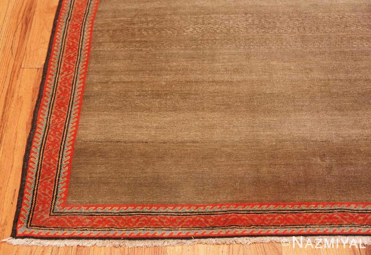 Corner Antique Persian Malayer rug 47050 by Nazmiyal