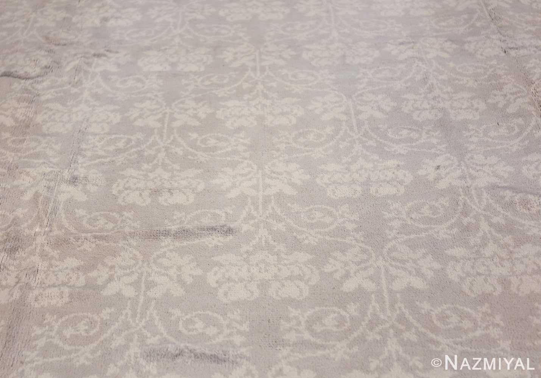 french art nouveau leleu rug 47075 field Nazmiyal