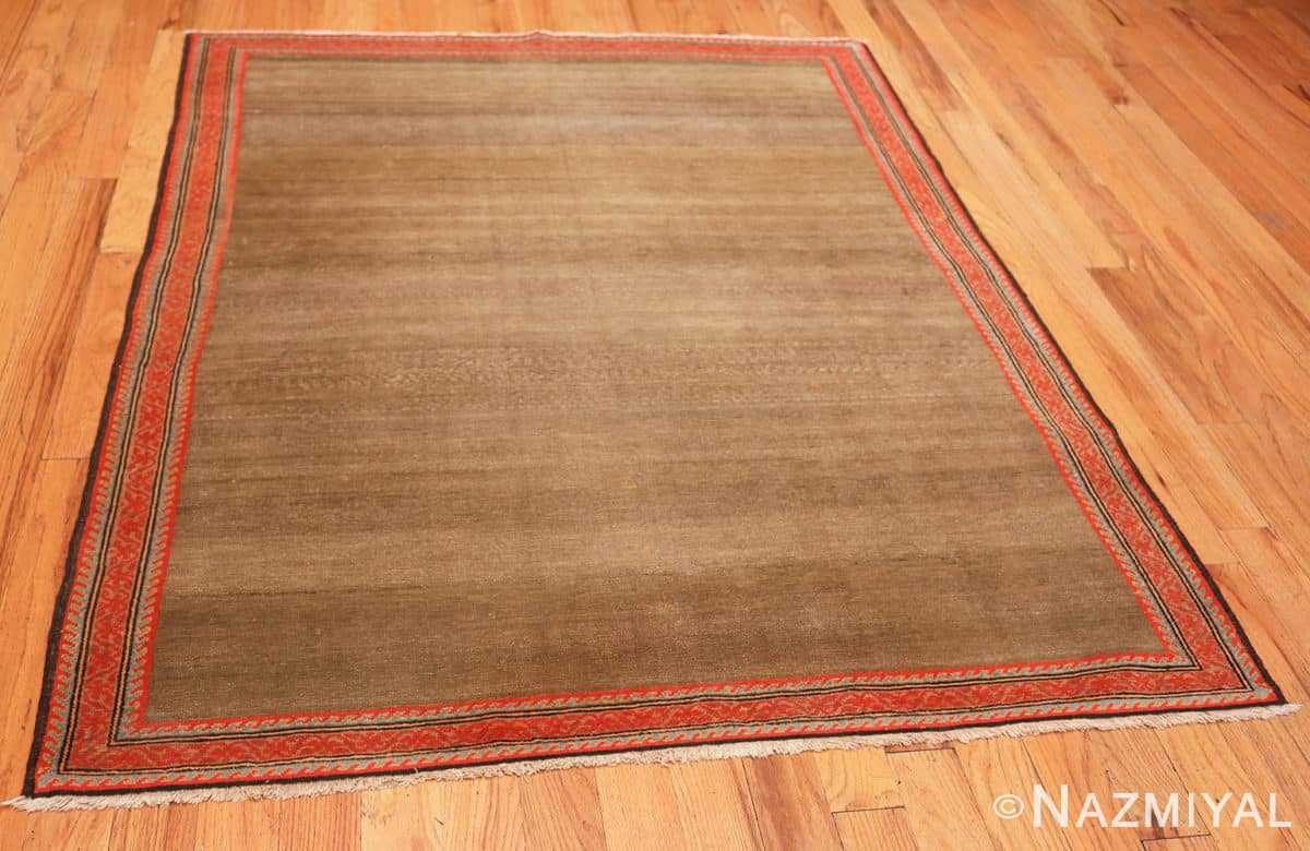 Full Antique Persian Malayer rug 47050 by Nazmiyal