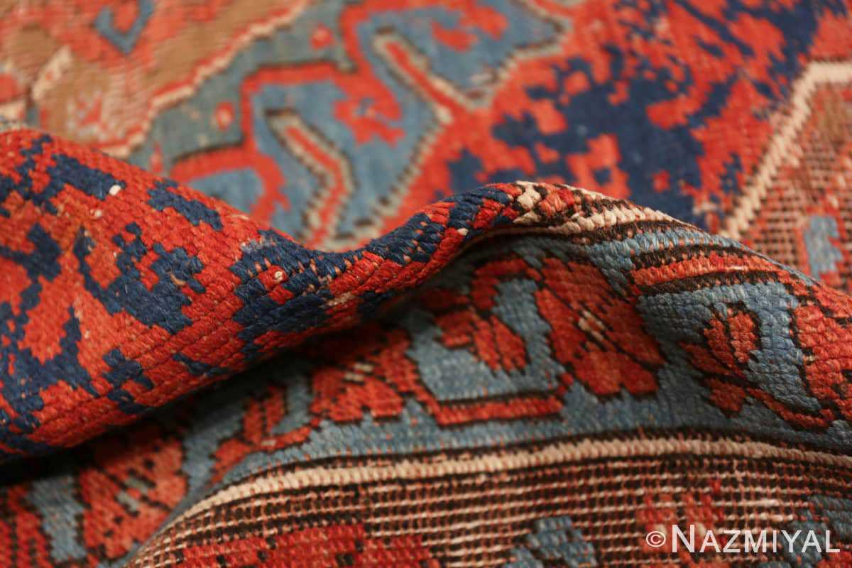 Pile Large Turkish Oushak Smyrna rug 47072 by Nazmiyal