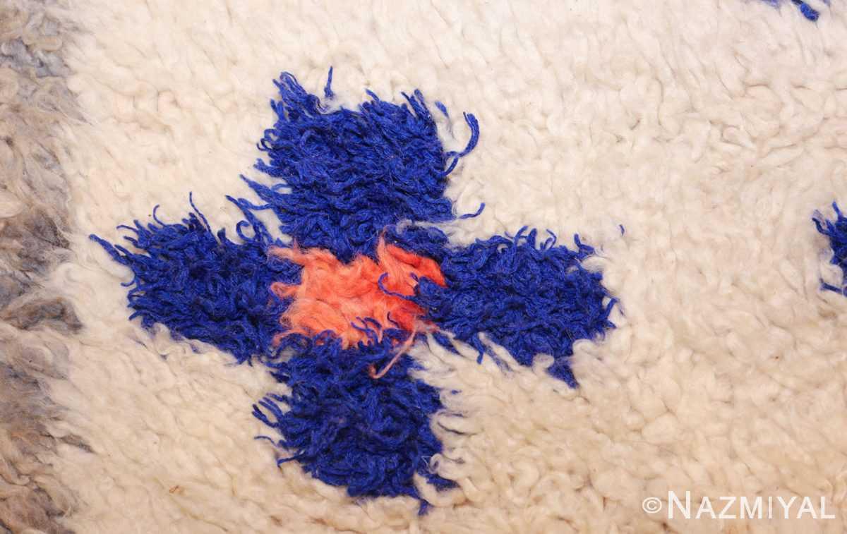 vintage moroccan rug 47098 texture Nazmiyal