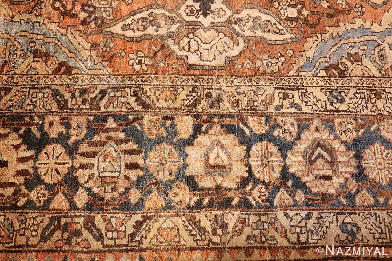 vintage persian bakhtiari rug 46836 border Nazmiyal