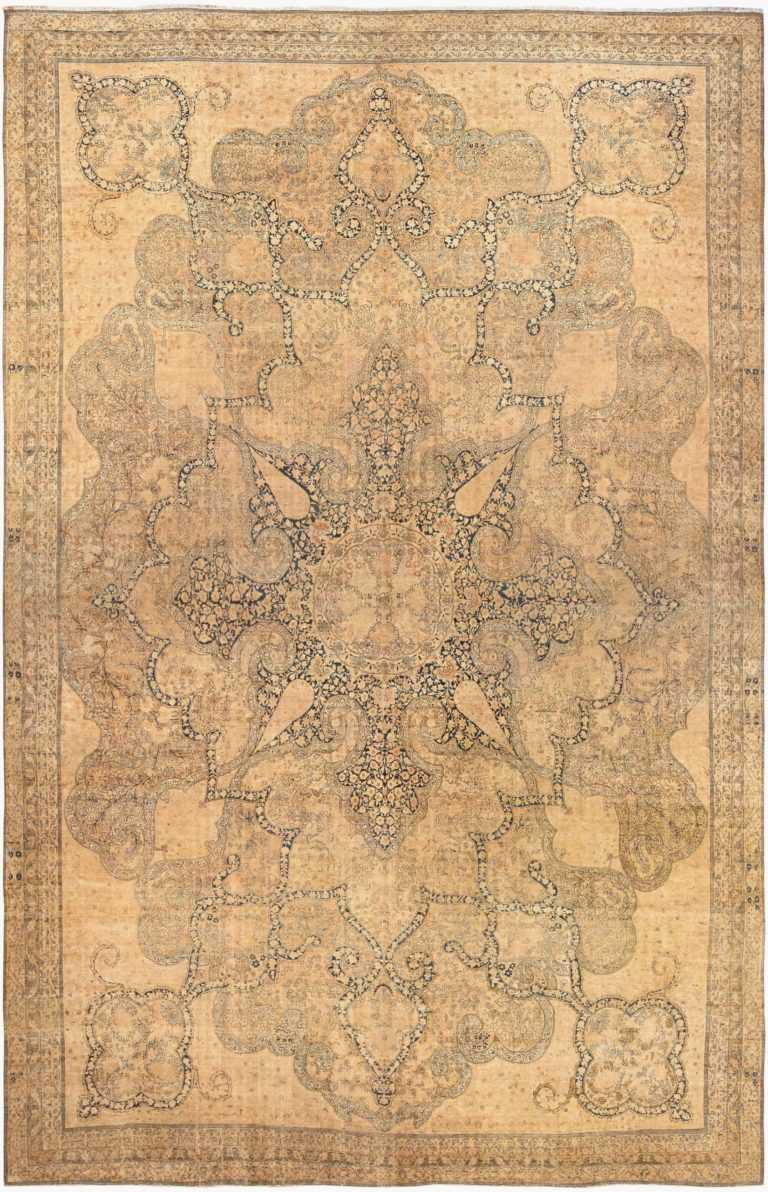 Finely Woven Oversized Oriental Antique Persian Kerman Rug 44616 Nazmiyal