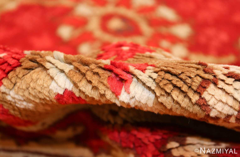 antique arts and crafts donegal irish rug 47137 pile Nazmiyal