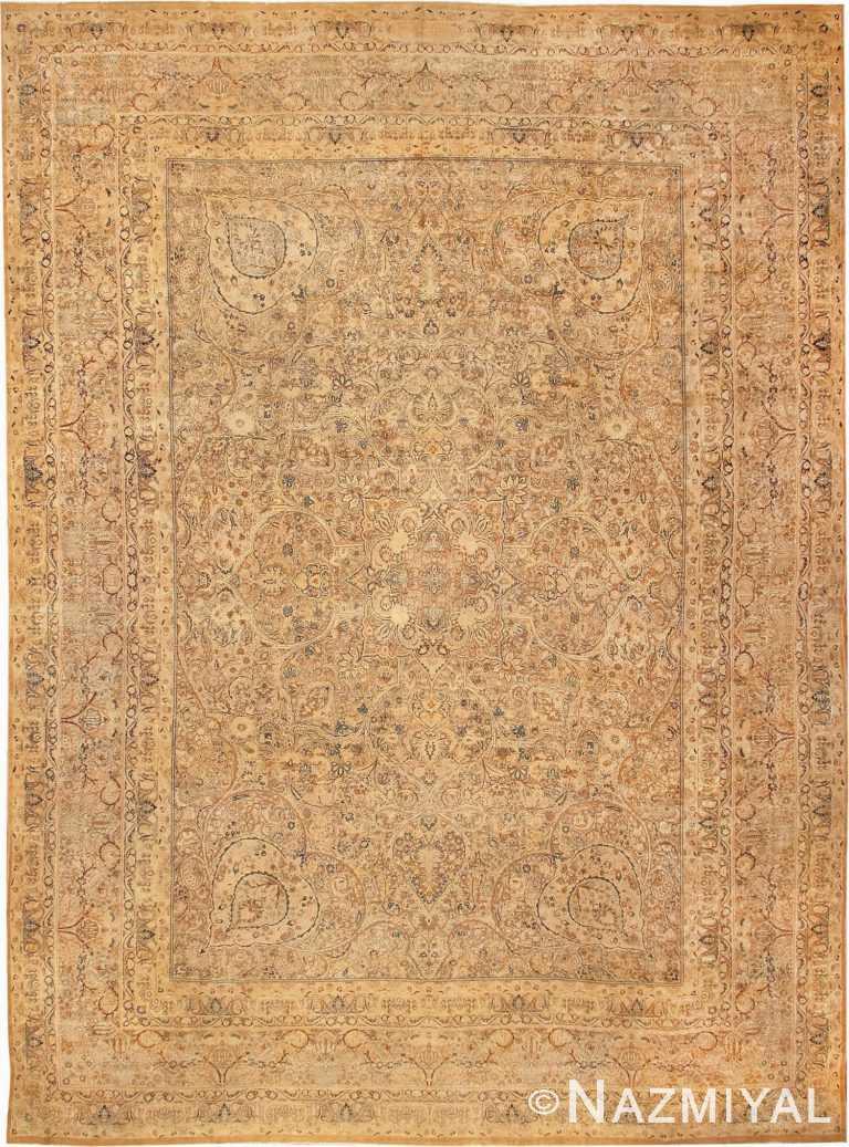 Antique Kerman Persian Rug 42880 Detail/Large View