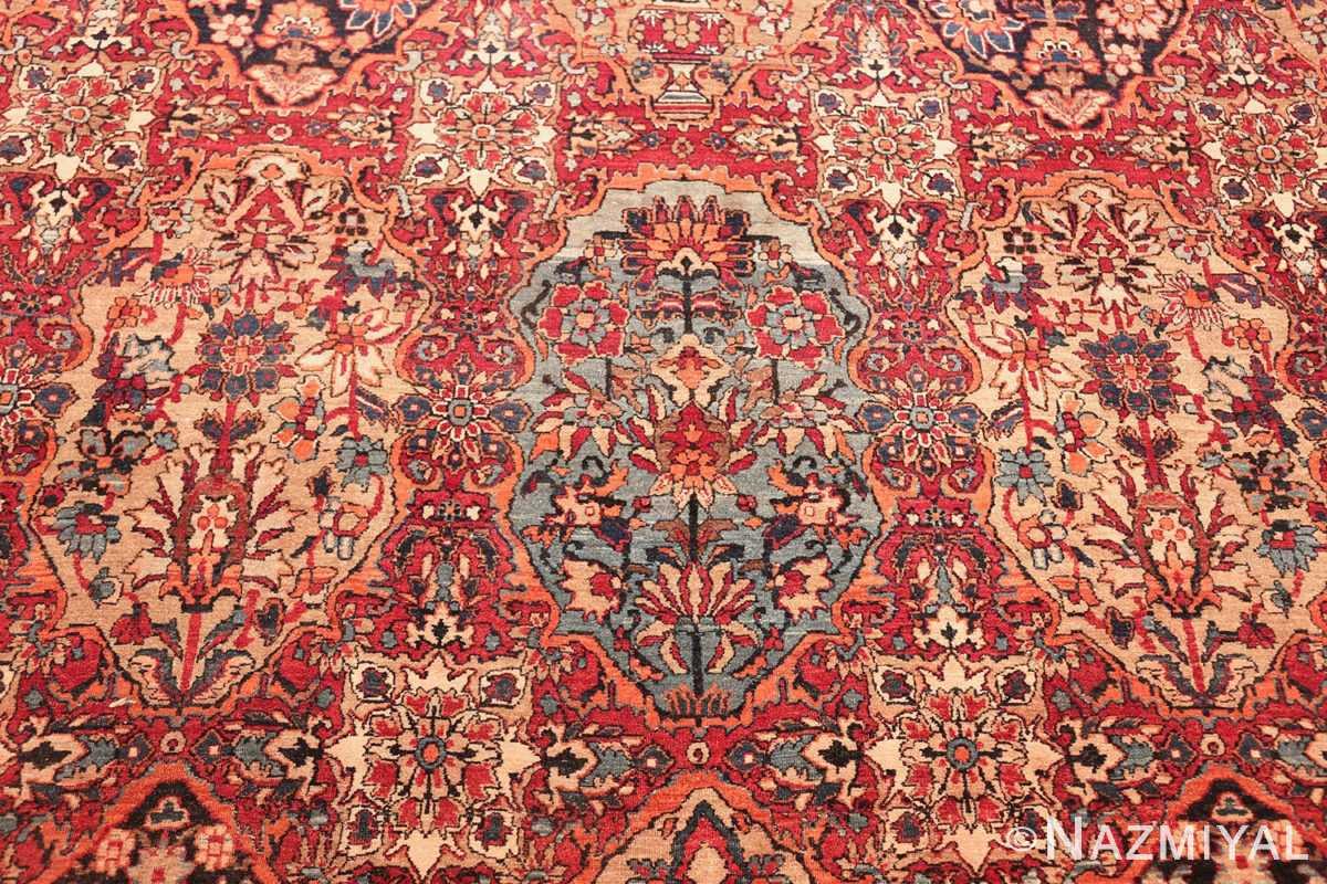 antique oversize persian kerman carpet 46909 three Nazmiyal