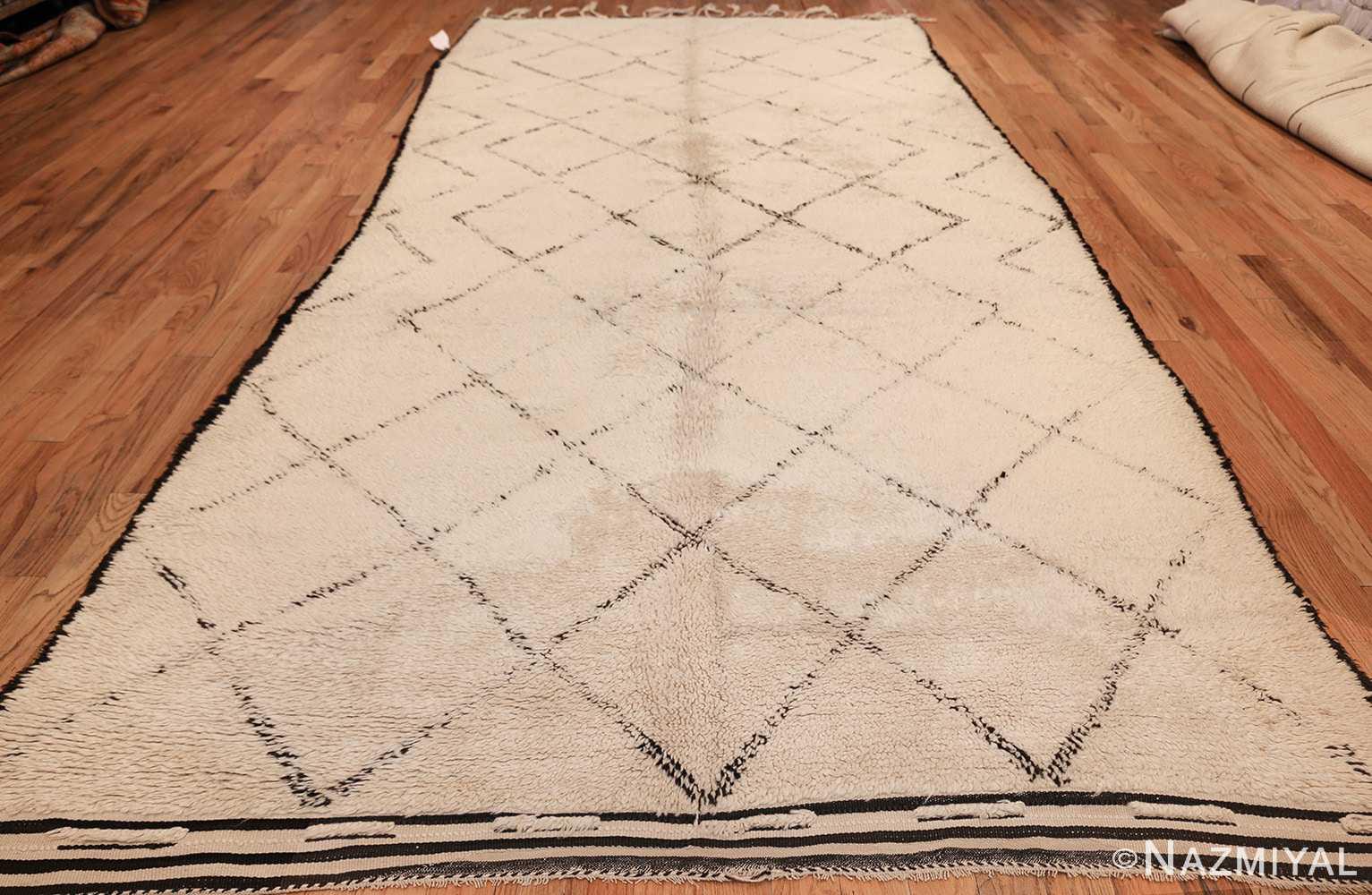 vintage moroccan rug 47108 whole Nazmiyal