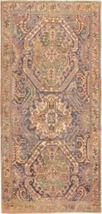 Antique 18th Century Karabagh Rug 47245 Nazmiyal