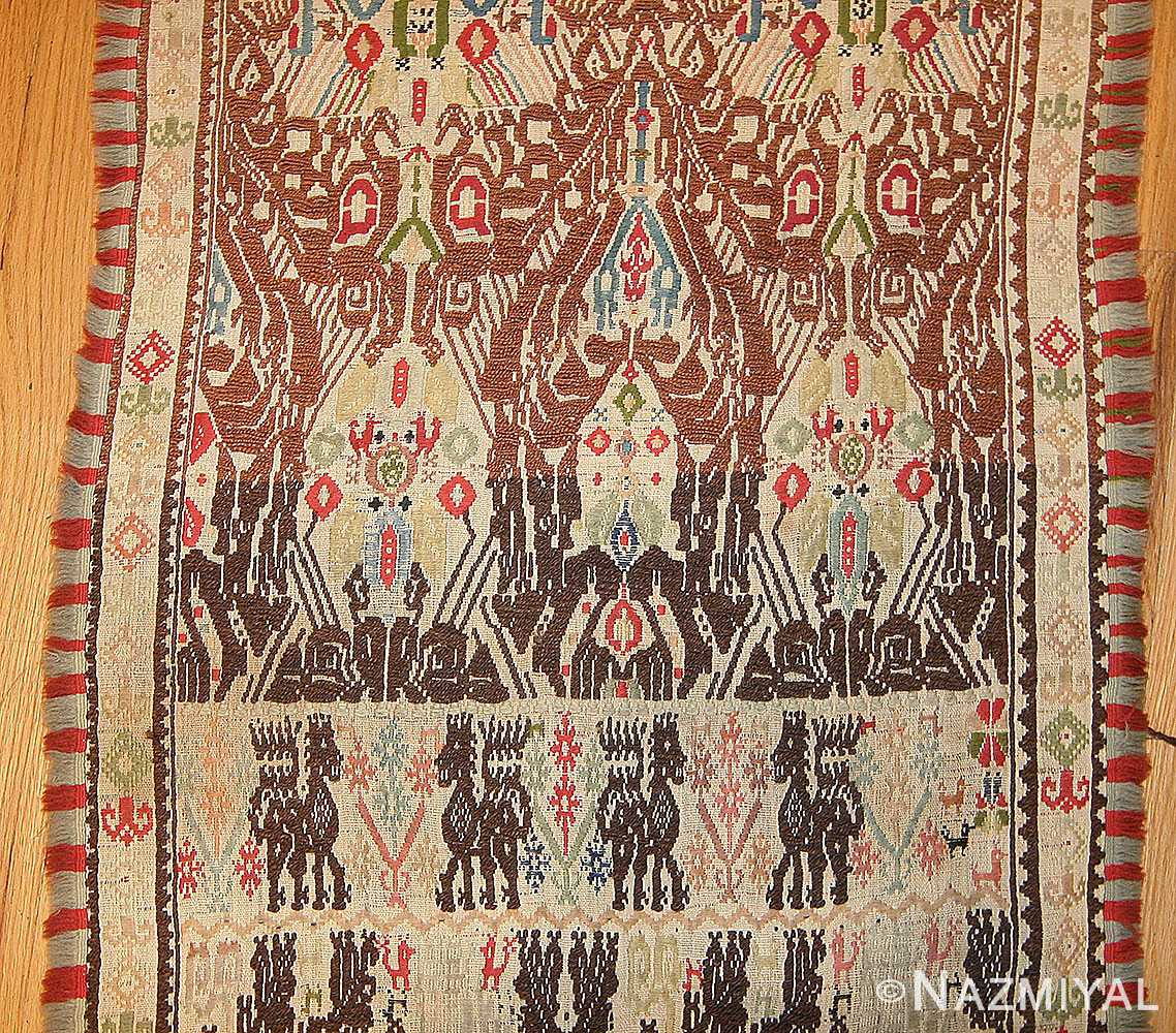 antique greek embroidery 47221 design Nazmiyal