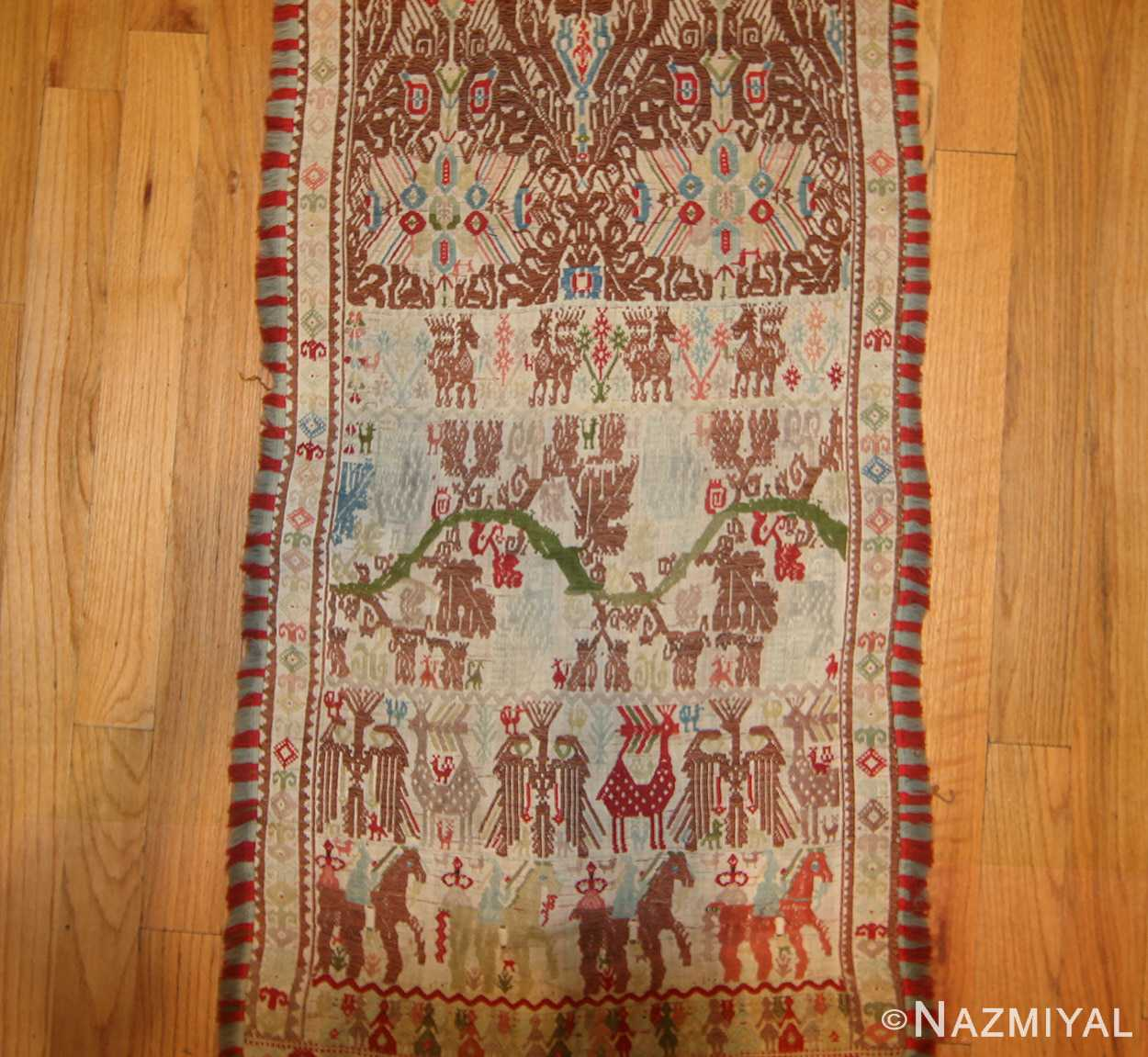 antique greek embroidery 47221 field Nazmiyal