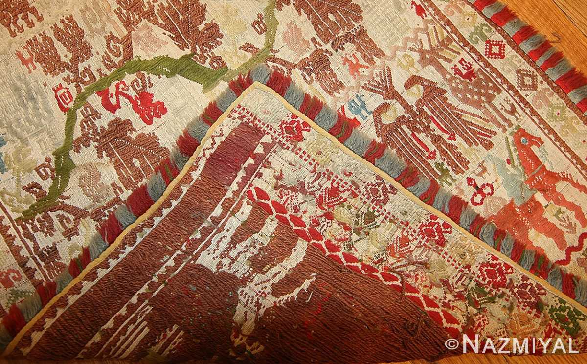 antique greek embroidery 47221 weave Nazmiyal