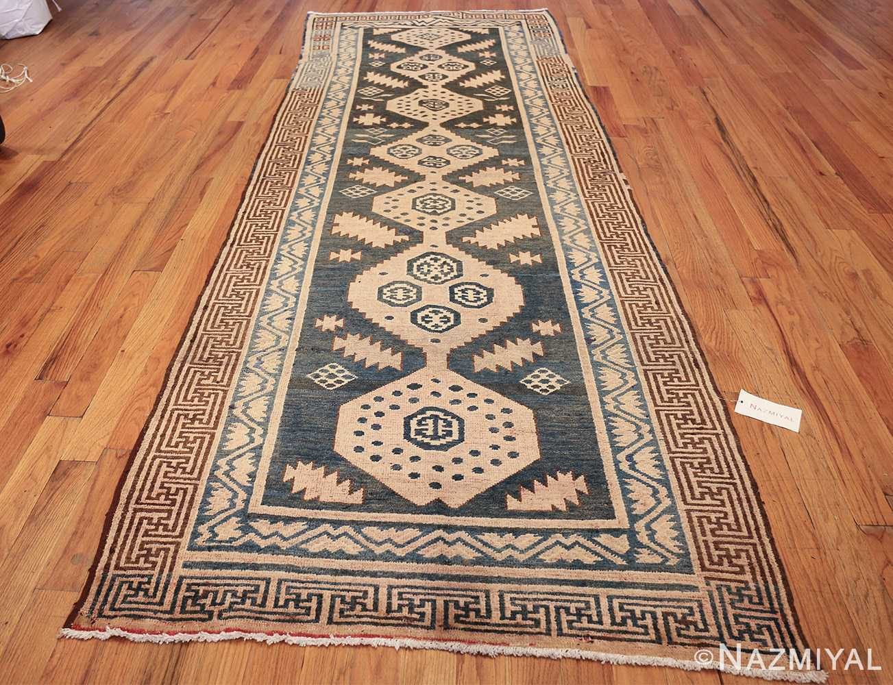 antique khotan carpet 47250 whole Nazmiyal