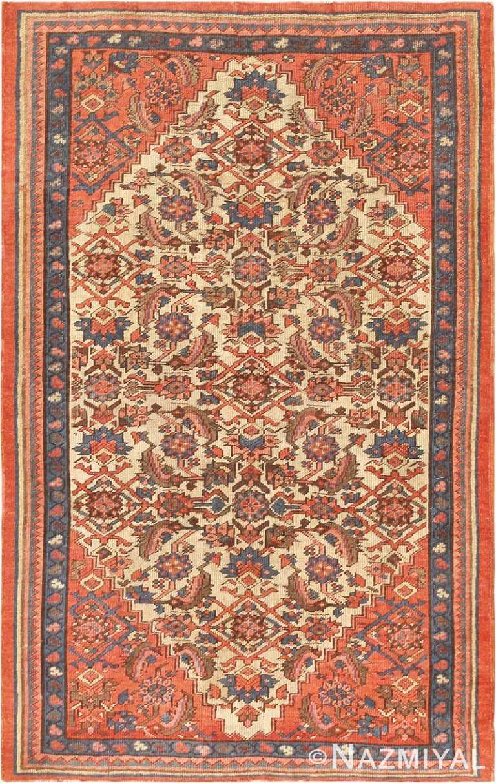 Antique Persian Bakshaish Carpet 47228 Nazmiyal