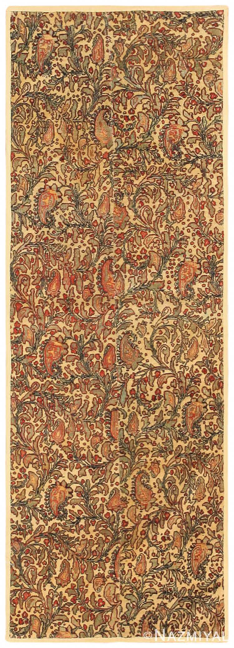 Antique Persian Senneh Rug 47230 Detail/Large View