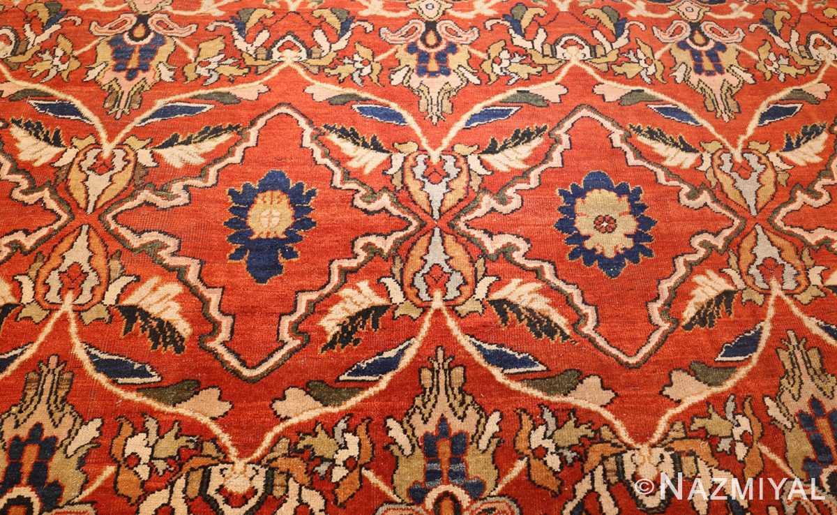 antique persian sultanabad 47267 field Nazmiyal